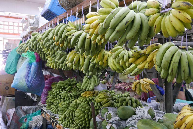 Markt in Kota Kinabalu