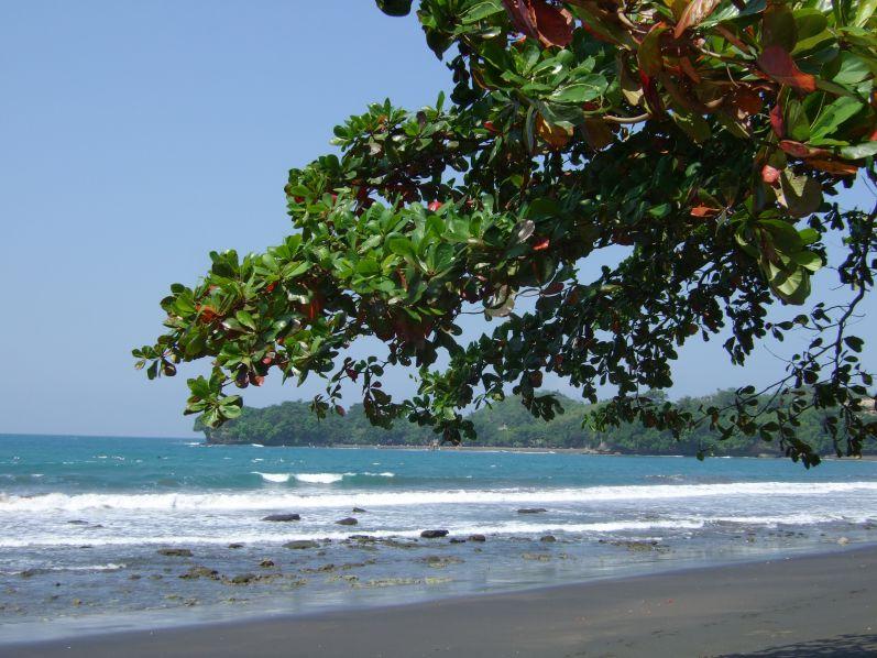 Strand in Batu Karas