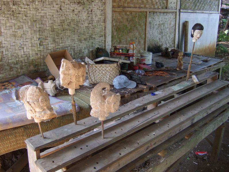 Puppen-Herstellung