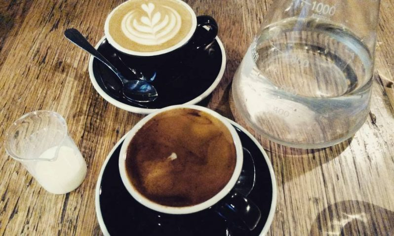 Hash Coffee in Melbourne