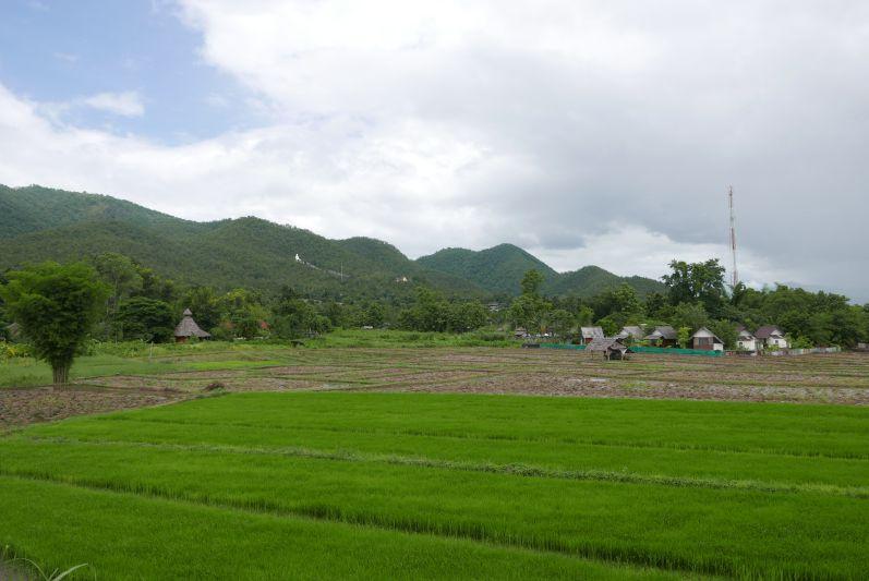 Umgebung von Pai