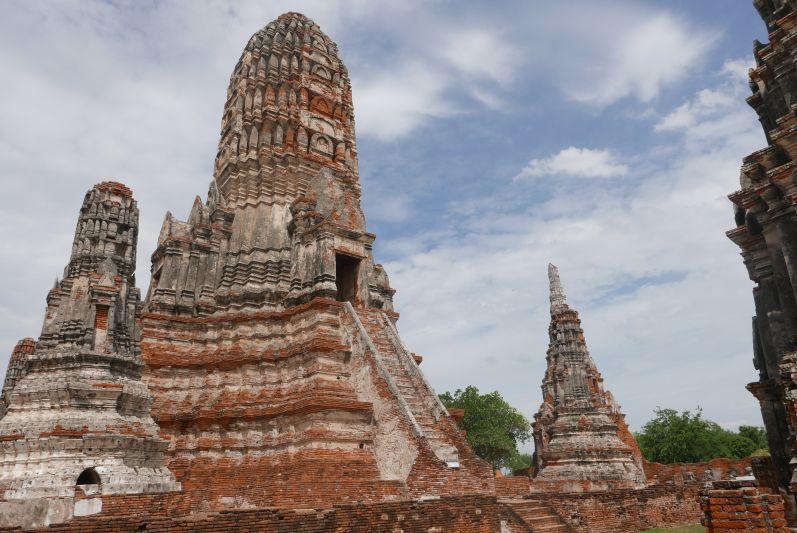 Tempelanlage_ayutthaya_travel2eat (2)