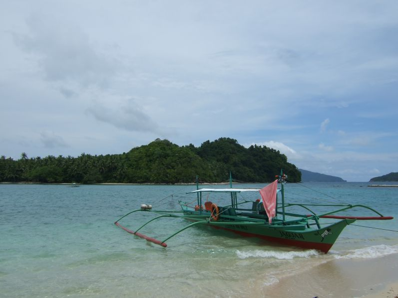 Unser Ausflugsboot