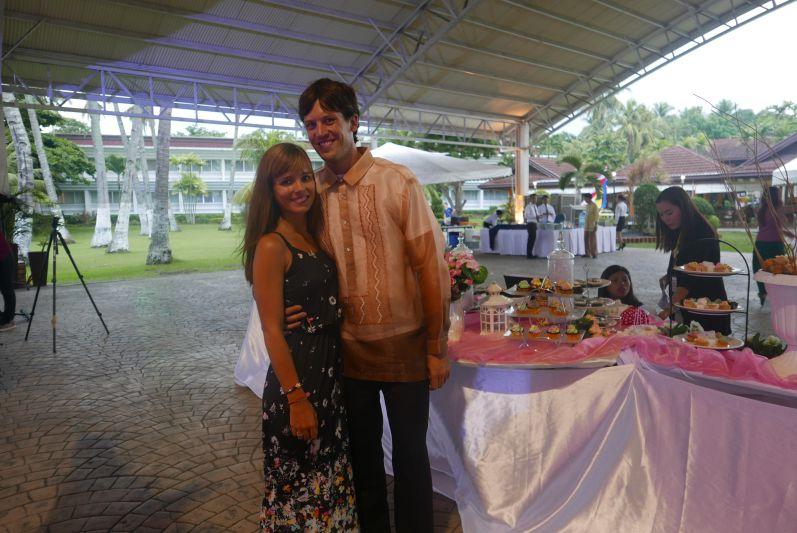 Davao Hochzeit