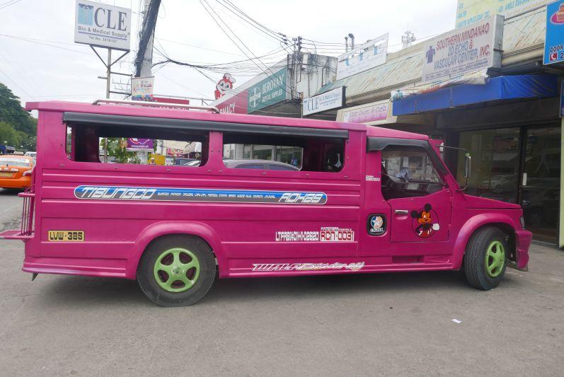 Jeepney_Davao_travel2eat