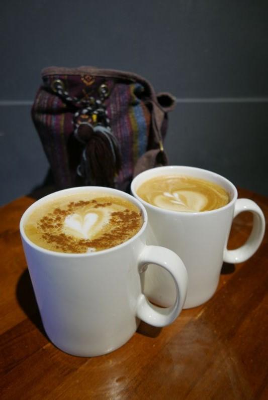 Größere Tassen als bei Starbucks