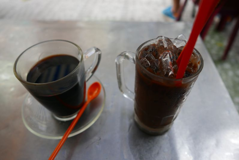 Ho Chi Minh Kaffee