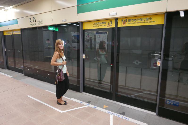 In der MRT weiß man immer genau, wo man sich anzustellen hat