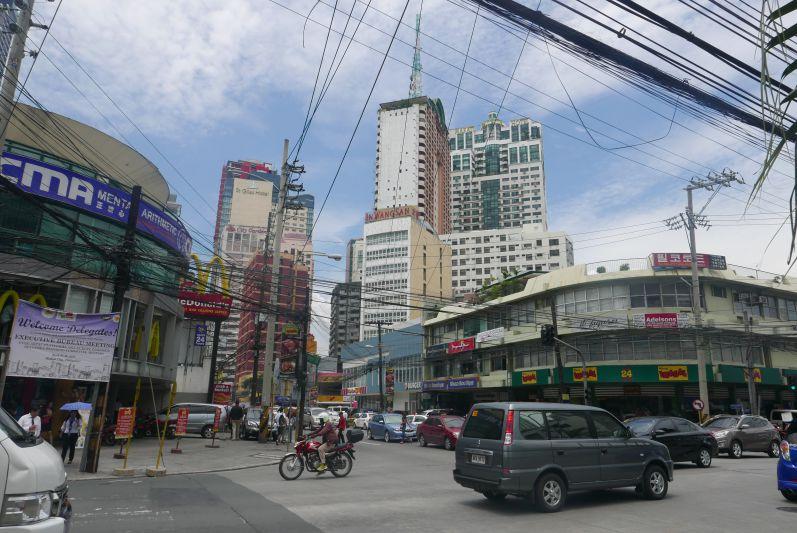 Der Stadtteil Makati