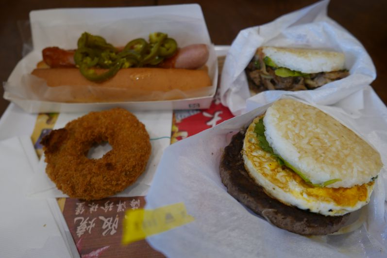 Mos Burger - kein Highlight, aber ganz lecker