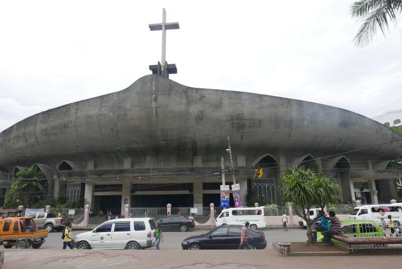 Die meisten Philippiner sind Christen