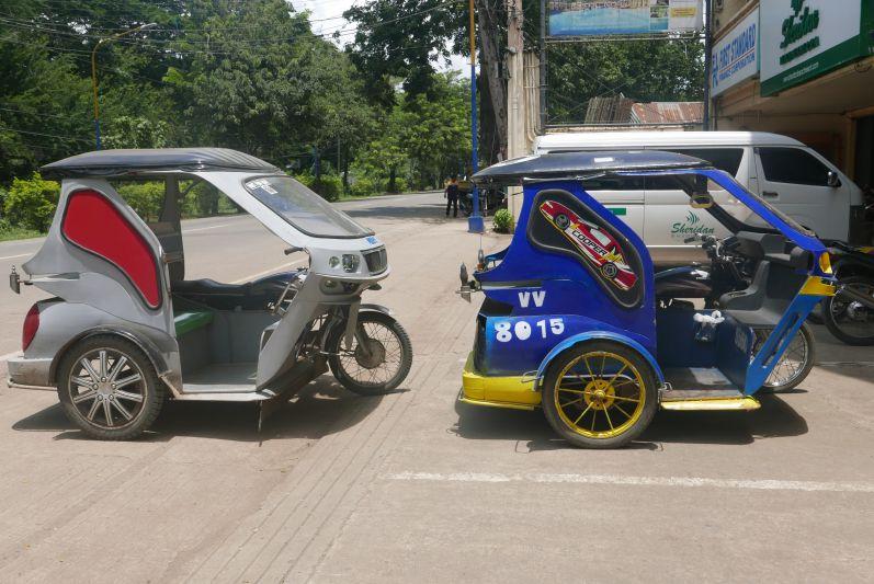 Auf Palawan gibt es gefühlt mehr Tricycles als Menschen