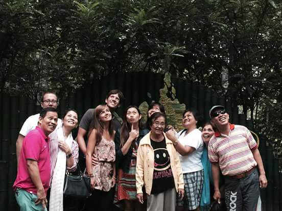 Unsere philippinische Familie