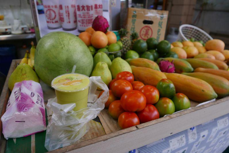 Fruitshakes_Tainan_travel2eat