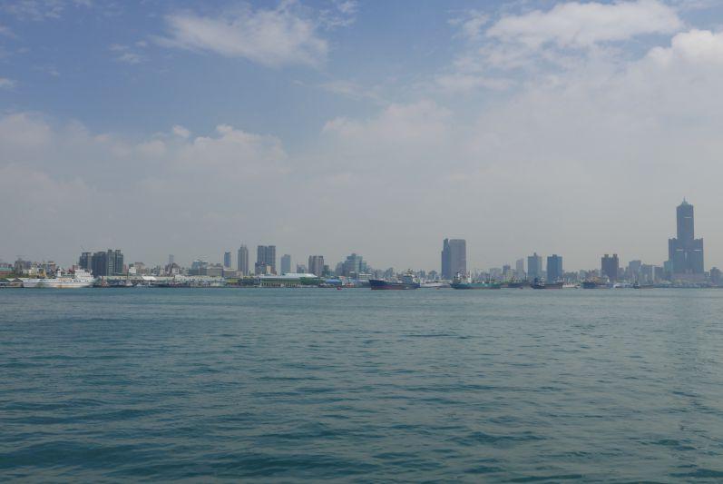 Skyline von Kaohsiung