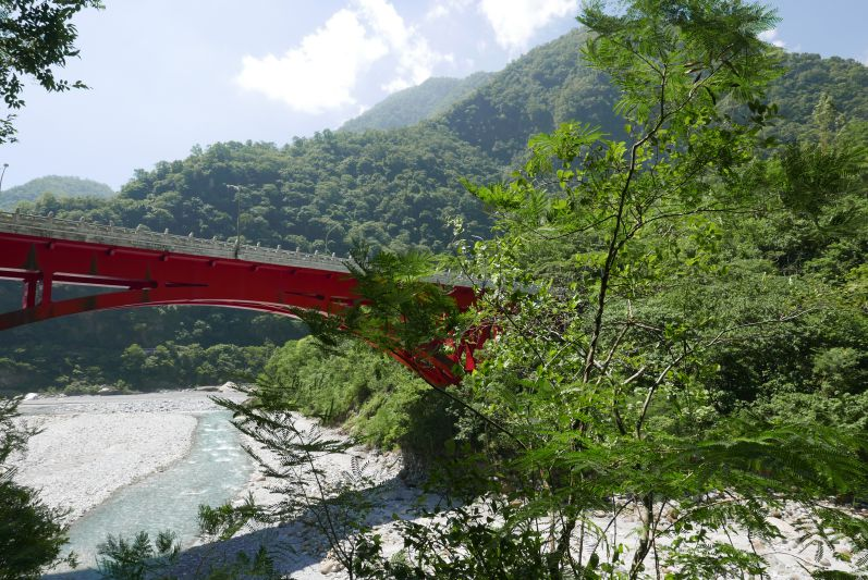 Der Taroko Gorge Nationalpark in Taiwan
