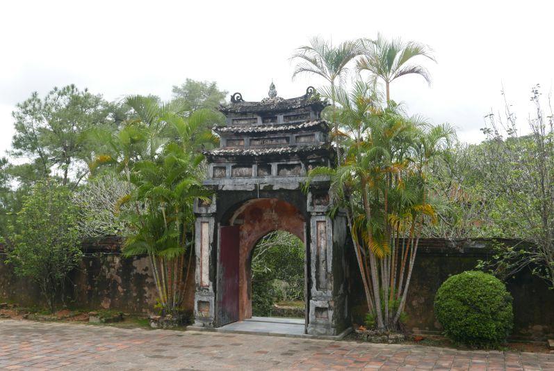 Königsgräber Hue Minh Mang