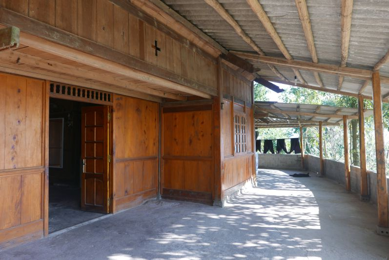 Schoschos Haus