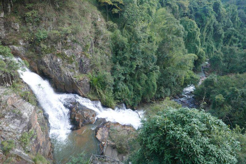 Zweiter Wasserfall