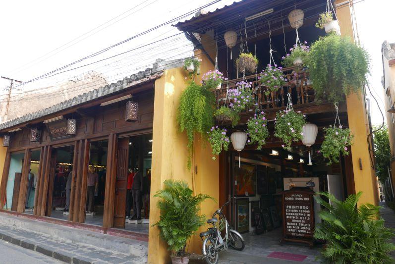 In Hoi Ans Altstadt