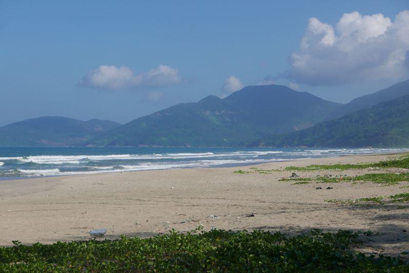 Lang-Co-Strand (bei Danang)