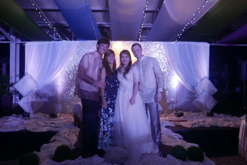 Die Hochzeit von Jett und Andreas war definitiv ein Highlight