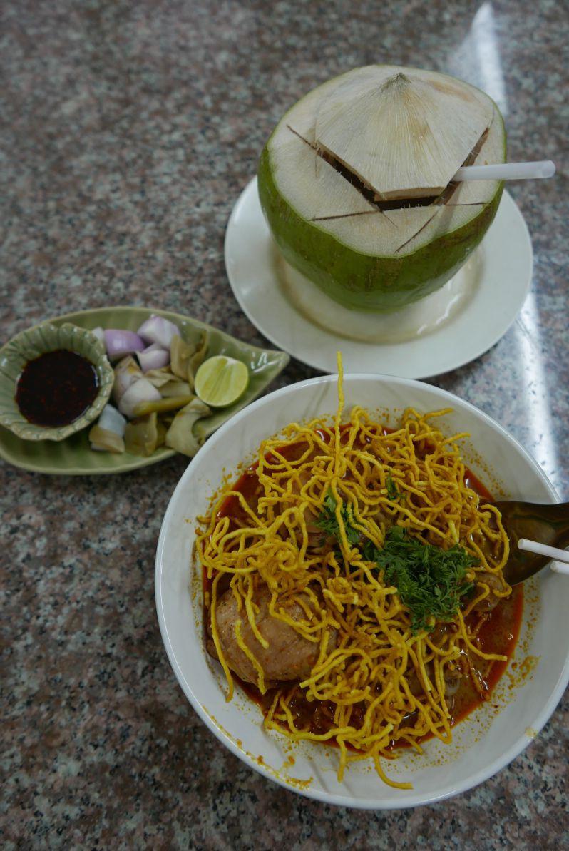 Eines meiner absoluten Lieblingsgerichte: Khao Soi