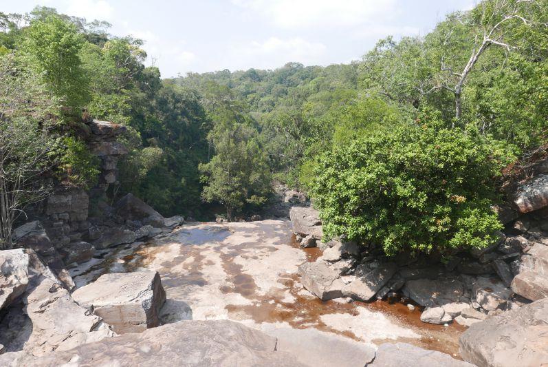 Der nicht vorhandene Wasserfall