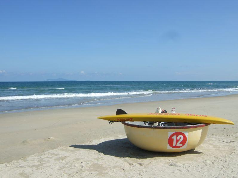 Strand von Danang