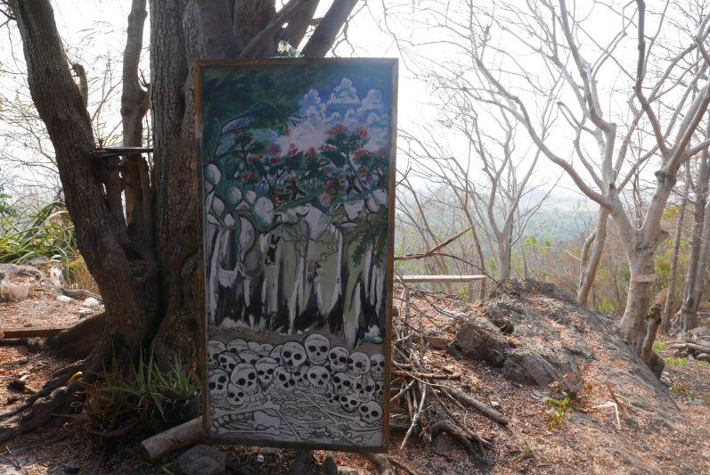 Weg_zu_Killing_Cave_Battambang_travel2eat (2)