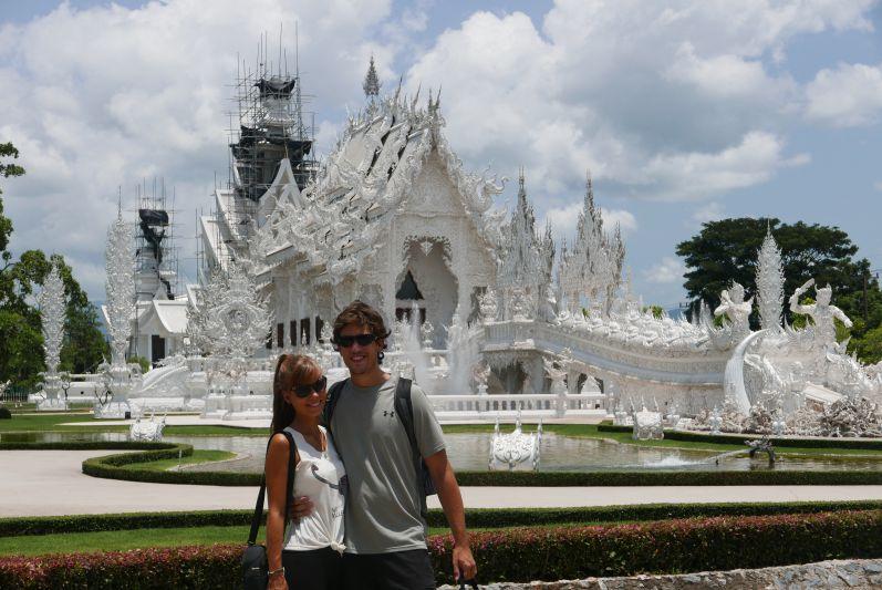 Der Weiße Tempel (Chiang Rai)