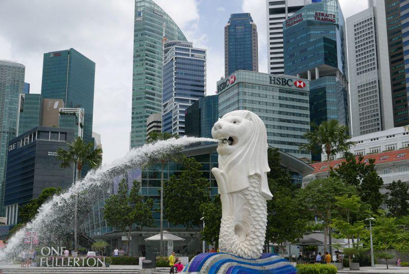 Vor einem Jahr starteten wir unsere Weltreise in Singapur