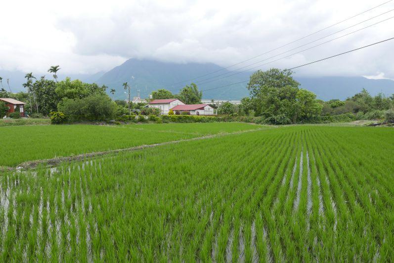Hualien im Osten der Insel