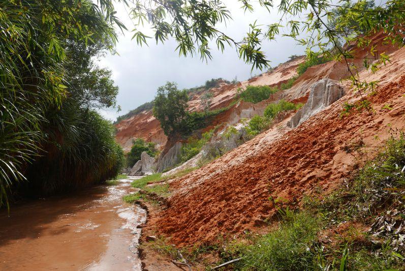 Fairy Stream in Mui Ne (Vietnam)
