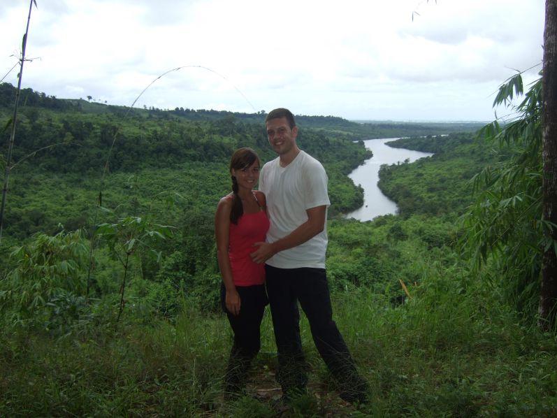 Das Foto ist vor 2,5 Jaahren mitten im kambodschanischen Dschungel entstanden