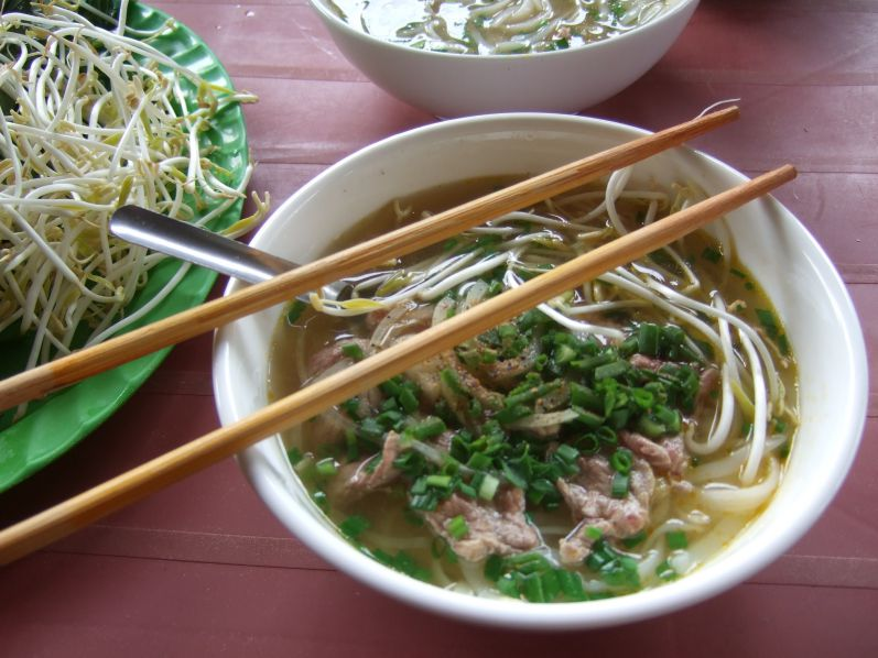 Pho Bo in An Thoi (Phu Quoc/Vietnam)