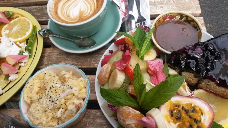 Perth Frühstück