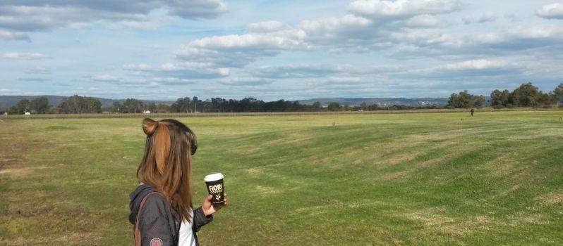 Unser Tipp: Unbedingt einen Kaffee bei Fiori im Swan Valley trinken