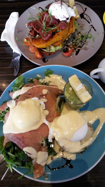 Das Gusto Food Café in South Perth können wir auch empfehlen...