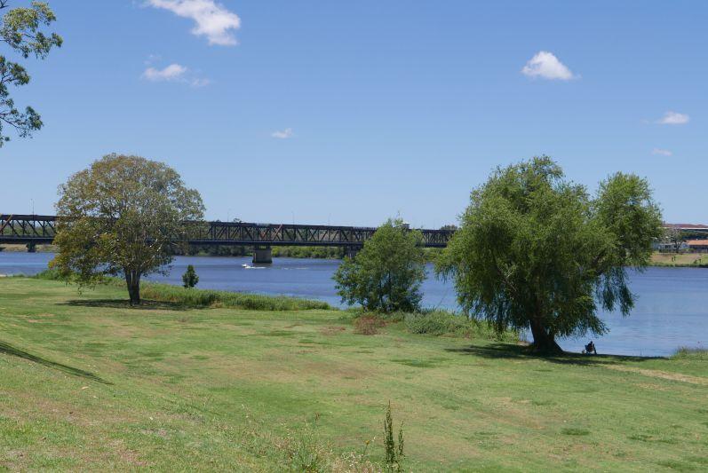 Die Clarence River Bridge
