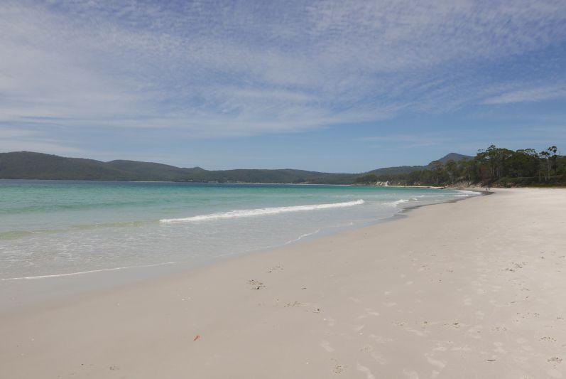 Bruny Island bietet tolle Strände