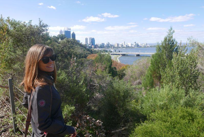 Aussicht vom Queenspark