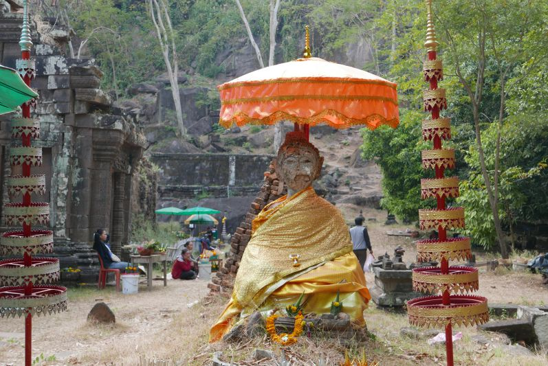 Vat Phou in Champassak