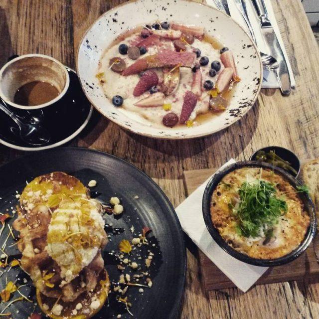 Last year in australia melbourne breakfastinmelbourne sogood whatiwantrightnow craving breakfastisthemostimportantmealofthedayhellip
