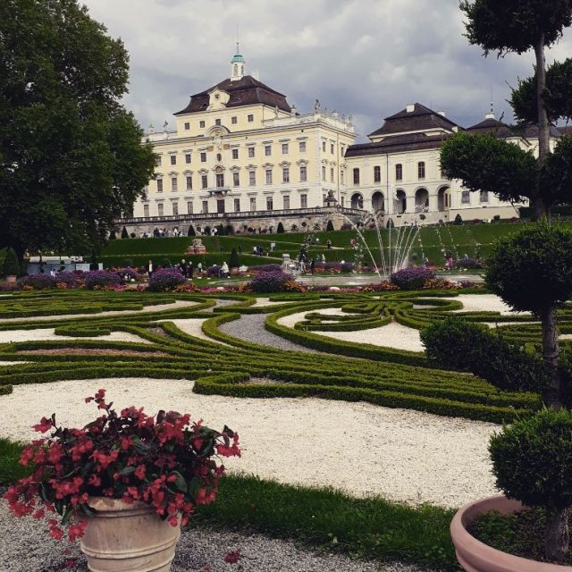 About yesterday Ludwigsburg castle BlueBa badenwrttemberg beautifulplaces germany exploreyourhome soschnhellip