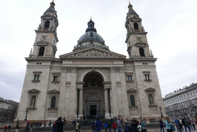 St Stephans Basilika Budapest
