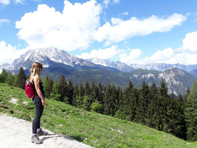 Wandern in Bayern: Berchtesgaden, der Königssee und das Salzbergwerk