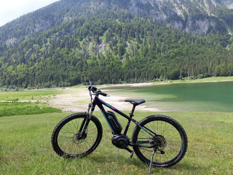 E-Bike Ruhpolding