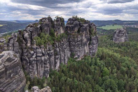 Schrammsteine_Sächsische_Schweiz