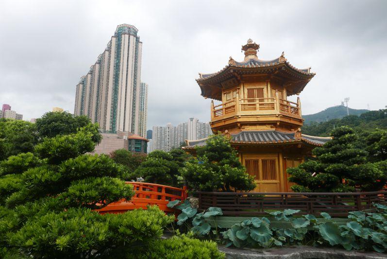 Chin Lin Nunnery Hongkong